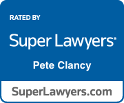 Super Lawyers Pete Clancy