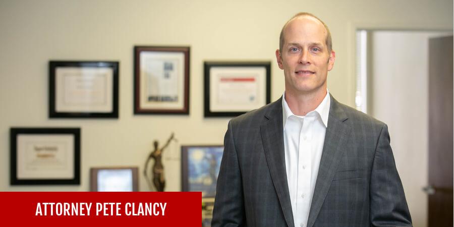 Attorney Pete Clancy