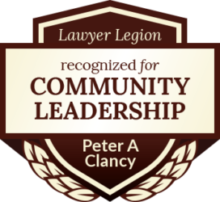 Lawyer Legion Peter A Clancy